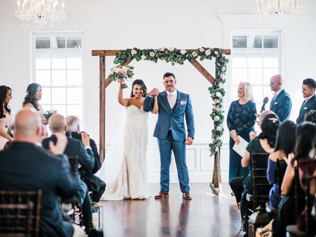 Andy and Karinna's Wedding in Saint Augustine, Florida 21