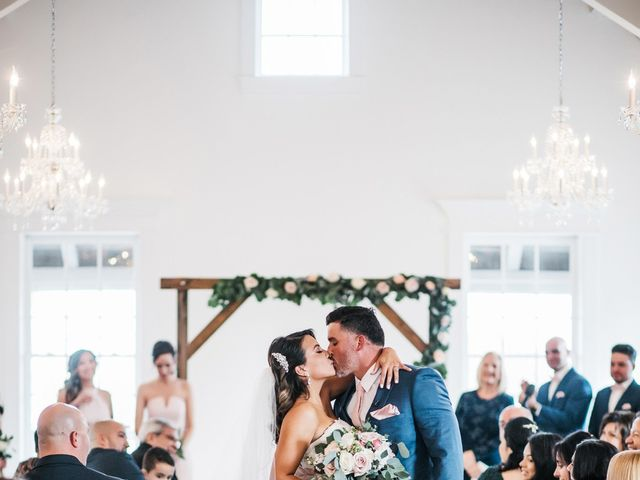 Andy and Karinna's Wedding in Saint Augustine, Florida 22