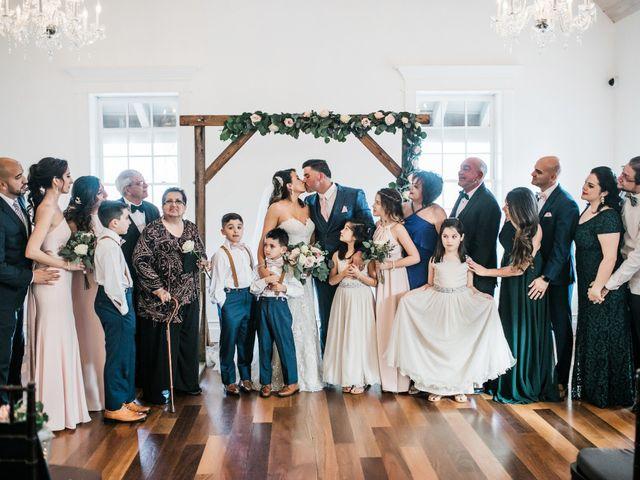 Andy and Karinna's Wedding in Saint Augustine, Florida 23