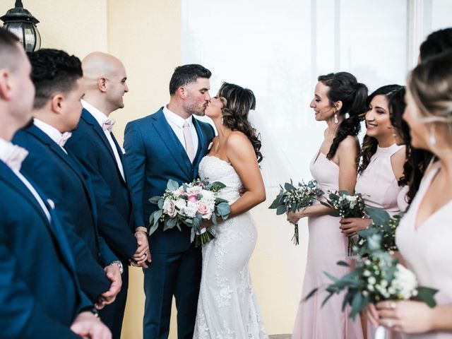 Andy and Karinna's Wedding in Saint Augustine, Florida 26