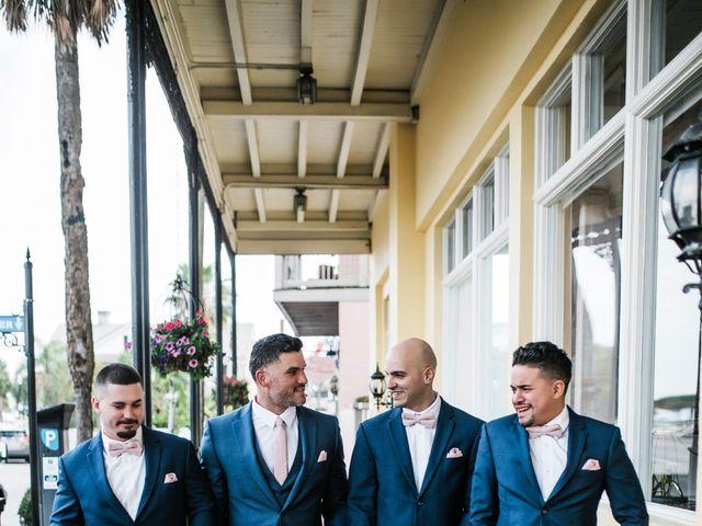 Andy and Karinna's Wedding in Saint Augustine, Florida 28