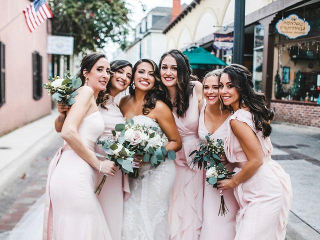 Andy and Karinna's Wedding in Saint Augustine, Florida 31