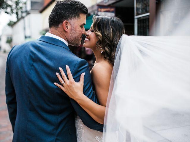 Andy and Karinna's Wedding in Saint Augustine, Florida 32