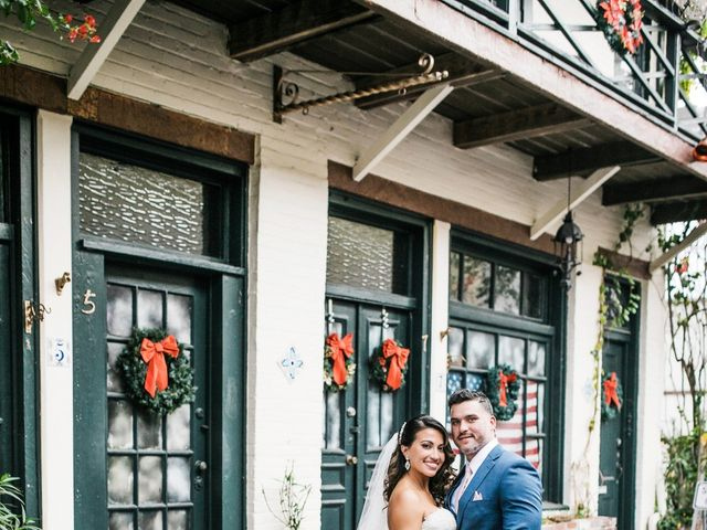 Andy and Karinna's Wedding in Saint Augustine, Florida 33
