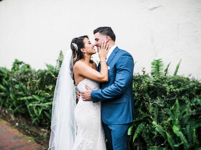 Andy and Karinna's Wedding in Saint Augustine, Florida 35