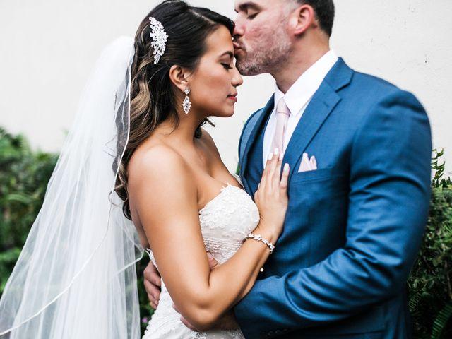 Andy and Karinna's Wedding in Saint Augustine, Florida 36