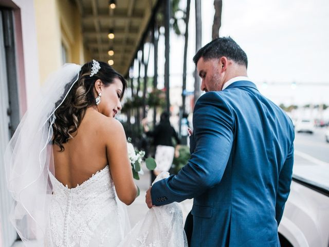 Andy and Karinna's Wedding in Saint Augustine, Florida 40