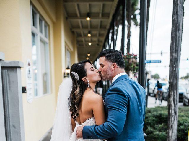 Andy and Karinna's Wedding in Saint Augustine, Florida 41