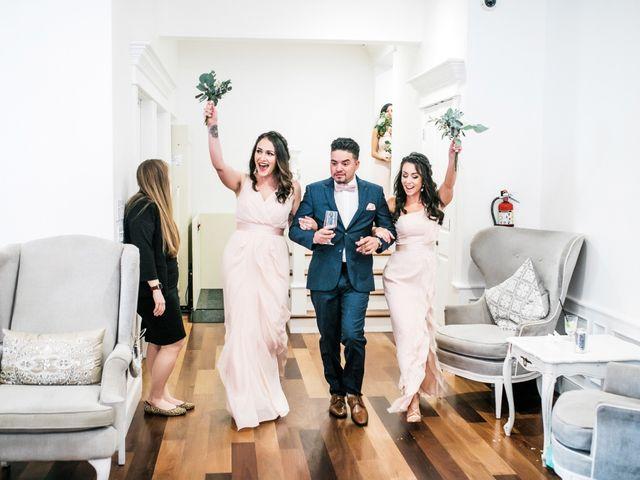 Andy and Karinna's Wedding in Saint Augustine, Florida 48