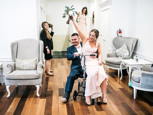 Andy and Karinna's Wedding in Saint Augustine, Florida 49