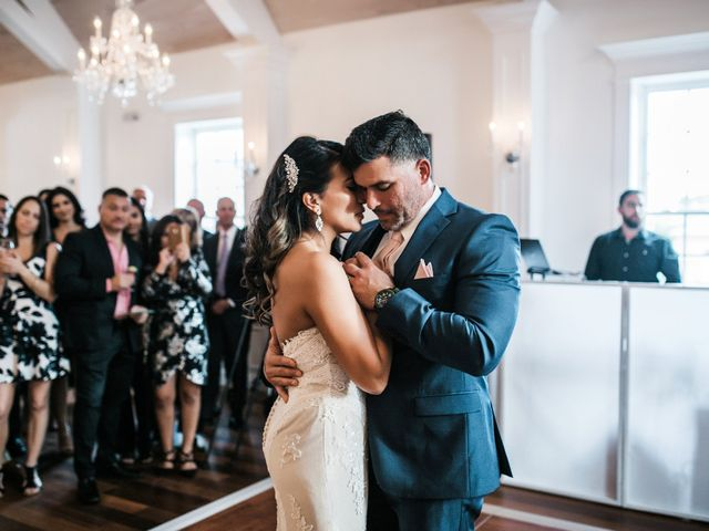 Andy and Karinna's Wedding in Saint Augustine, Florida 56