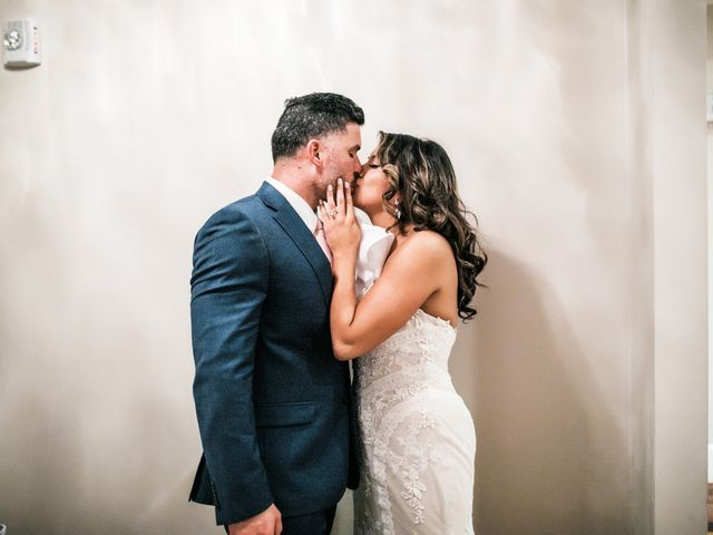 Andy and Karinna's Wedding in Saint Augustine, Florida 69