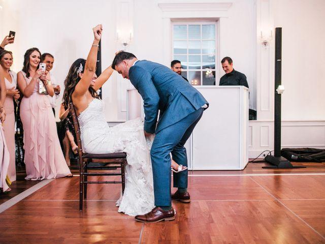 Andy and Karinna's Wedding in Saint Augustine, Florida 75