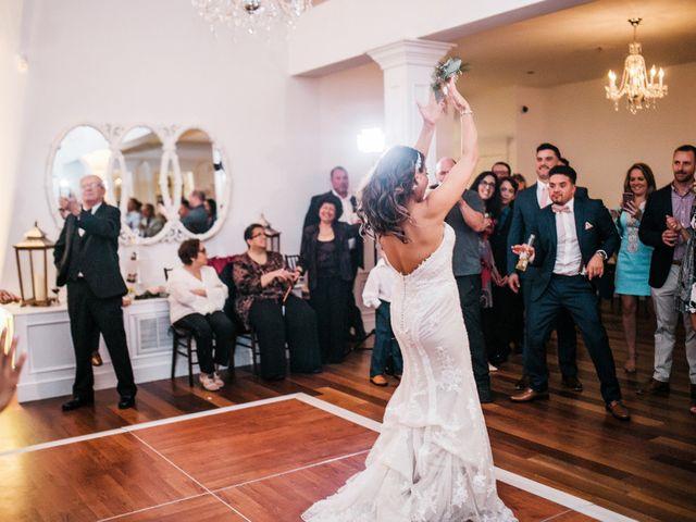 Andy and Karinna's Wedding in Saint Augustine, Florida 77