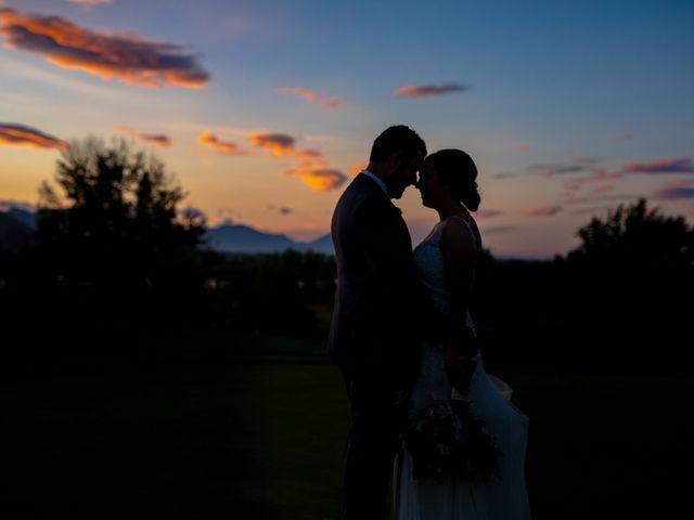 Adam and Allison's Wedding in Golden, Colorado 3
