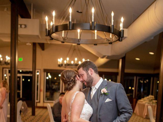 Adam and Allison's Wedding in Golden, Colorado 6