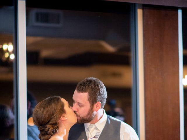 Adam and Allison's Wedding in Golden, Colorado 7