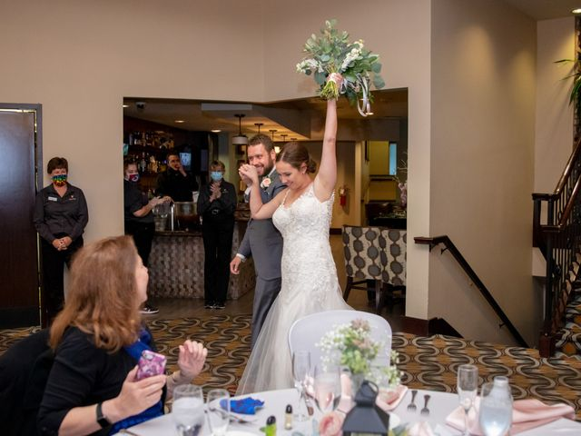 Adam and Allison's Wedding in Golden, Colorado 10