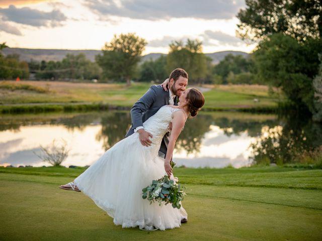Adam and Allison's Wedding in Golden, Colorado 1