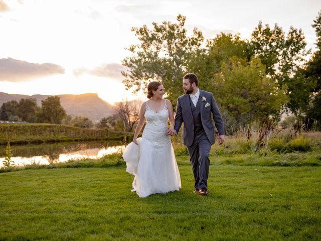 Adam and Allison's Wedding in Golden, Colorado 33