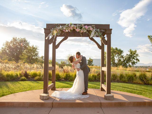 Adam and Allison's Wedding in Golden, Colorado 37