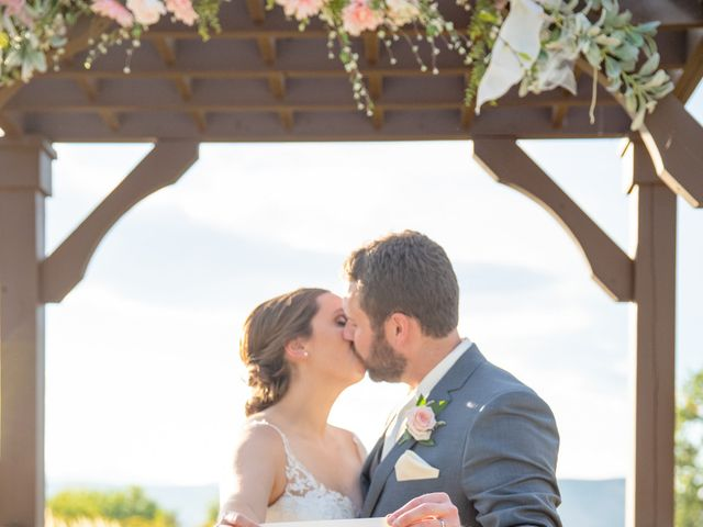 Adam and Allison's Wedding in Golden, Colorado 40