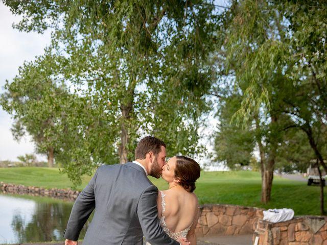 Adam and Allison's Wedding in Golden, Colorado 43