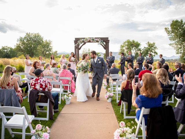 Adam and Allison's Wedding in Golden, Colorado 44