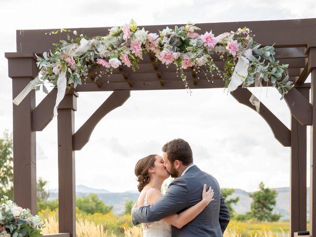 Adam and Allison's Wedding in Golden, Colorado 46