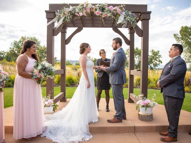 Adam and Allison's Wedding in Golden, Colorado 47