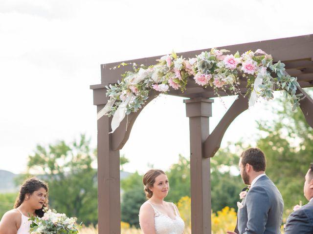 Adam and Allison's Wedding in Golden, Colorado 48