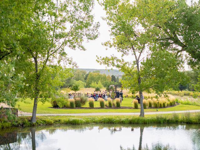 Adam and Allison's Wedding in Golden, Colorado 50