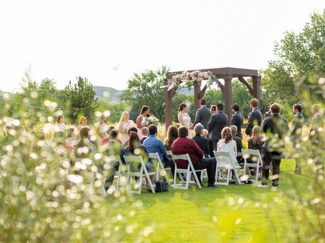 Adam and Allison's Wedding in Golden, Colorado 51