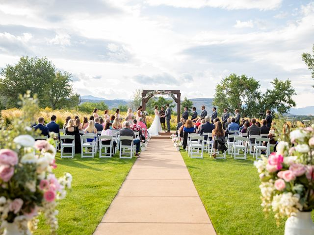 Adam and Allison's Wedding in Golden, Colorado 52