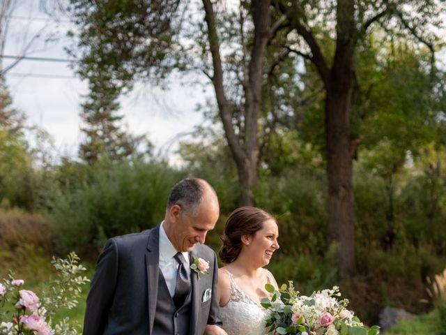 Adam and Allison's Wedding in Golden, Colorado 54