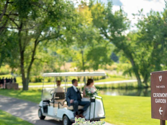 Adam and Allison's Wedding in Golden, Colorado 55