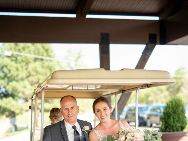 Adam and Allison's Wedding in Golden, Colorado 56