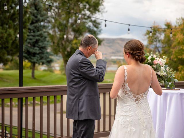 Adam and Allison's Wedding in Golden, Colorado 73