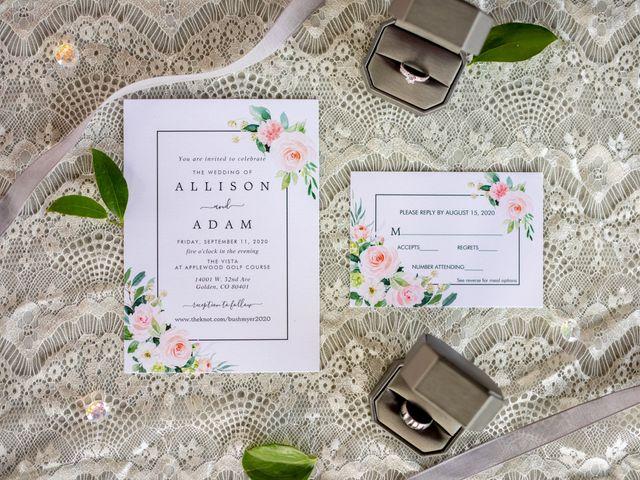 Adam and Allison's Wedding in Golden, Colorado 79
