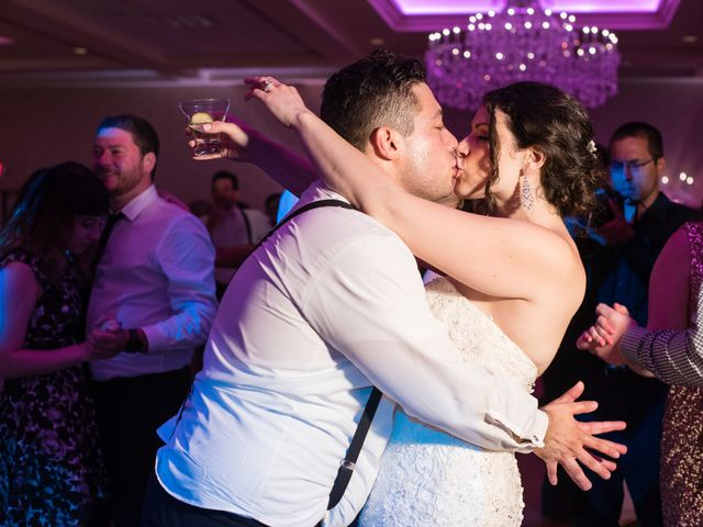 David and Amy's Wedding in Freehold, New Jersey 3