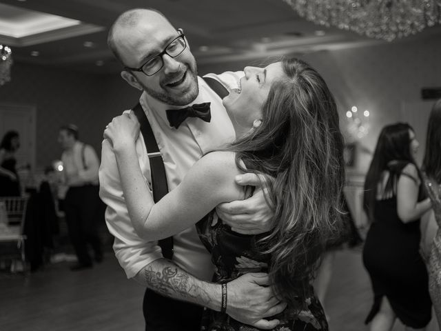 David and Amy's Wedding in Freehold, New Jersey 6