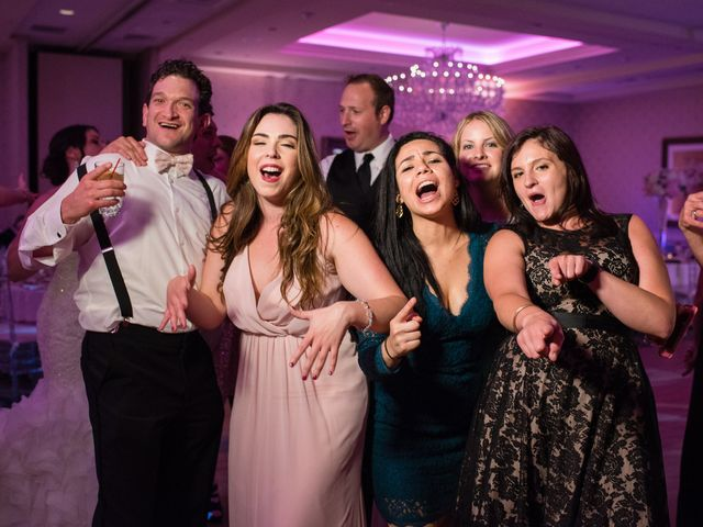 David and Amy's Wedding in Freehold, New Jersey 11