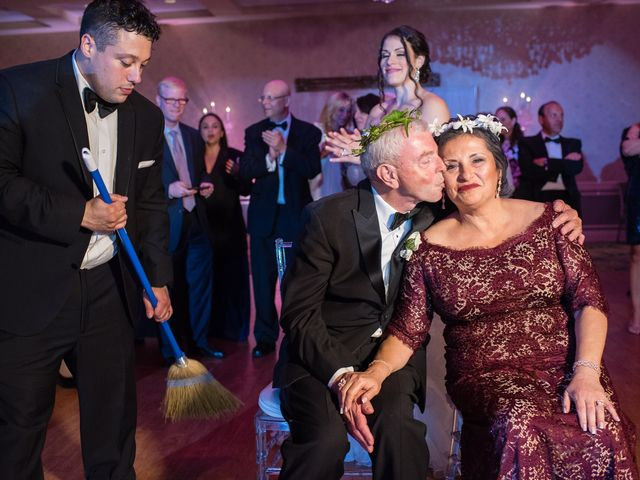 David and Amy's Wedding in Freehold, New Jersey 17