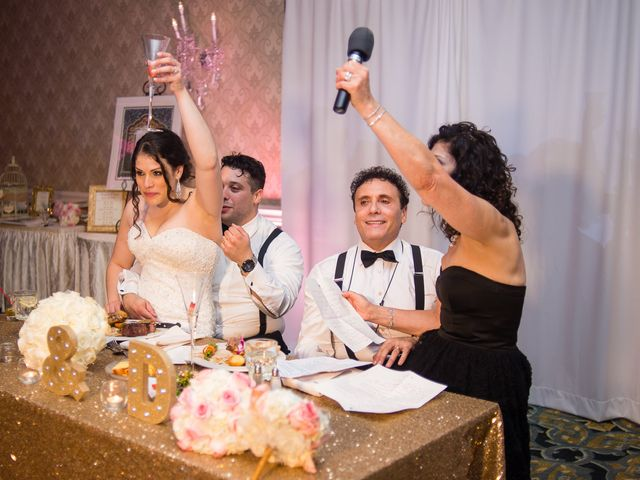 David and Amy's Wedding in Freehold, New Jersey 20