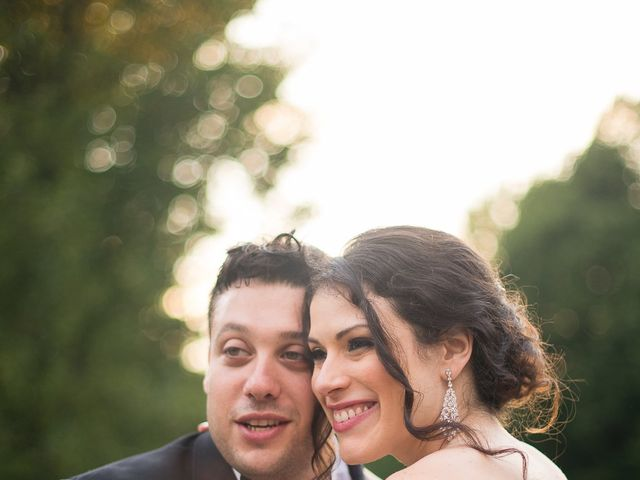David and Amy's Wedding in Freehold, New Jersey 30