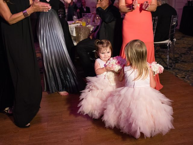 David and Amy's Wedding in Freehold, New Jersey 34