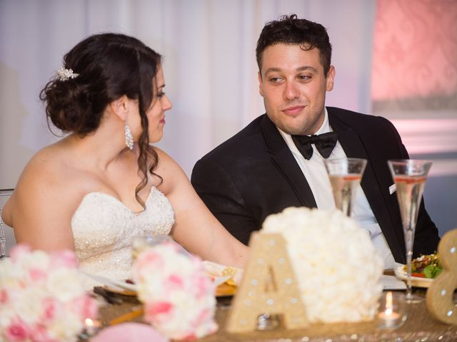 David and Amy's Wedding in Freehold, New Jersey 38