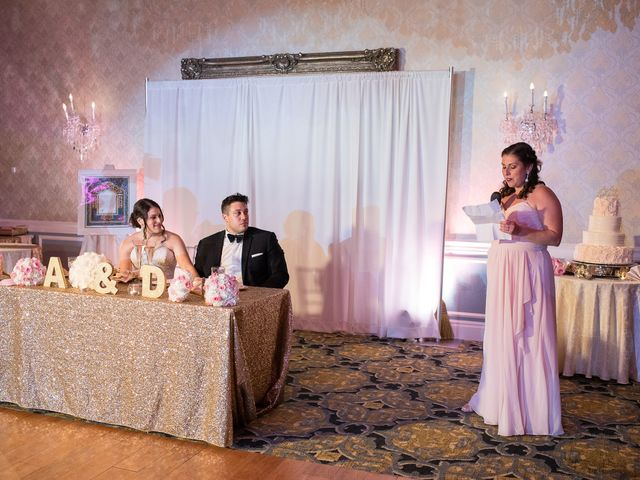 David and Amy's Wedding in Freehold, New Jersey 40