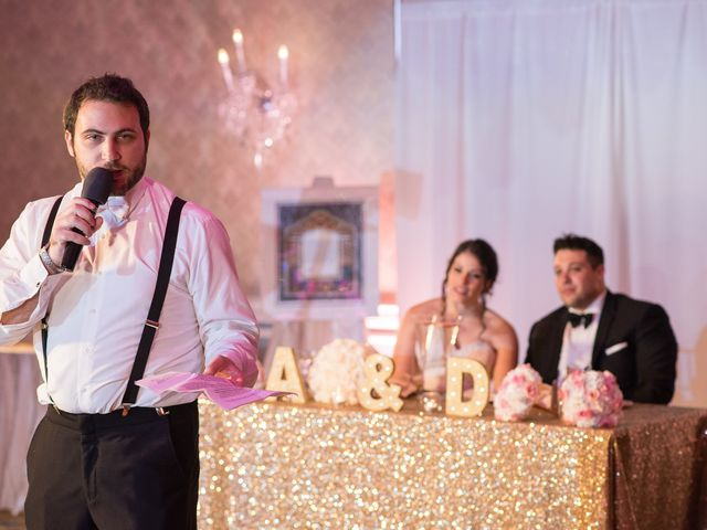 David and Amy's Wedding in Freehold, New Jersey 45