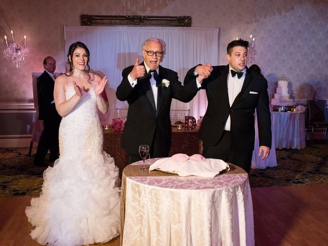 David and Amy's Wedding in Freehold, New Jersey 47